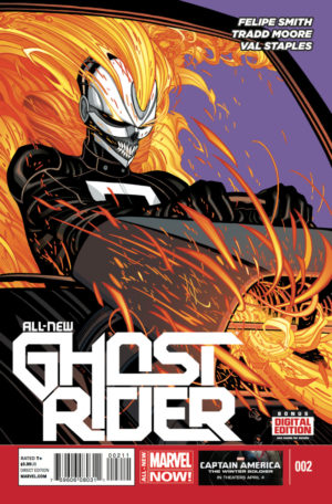 All-New Ghost Rider - 0002
