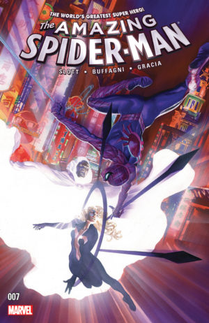 Cloak & Dagger in Amazing Spider-Man (2016) #7