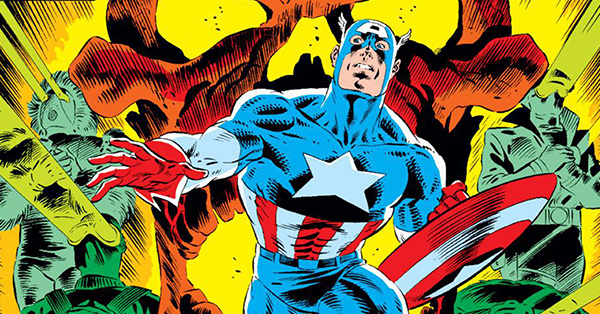 Captain America by Mark Gruenwald, Vol. 1 – The #45 Most-Wanted Marvel Omnibus of 2017