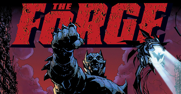 Comic Book Review: Dark Days - The Forge #1 by Snyder, Tynion, Kubert, Romita, & Lee