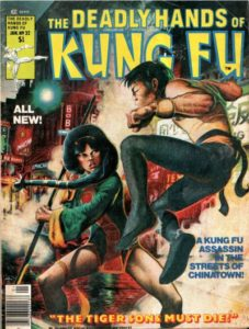 Shang-Chi in Deadly Hands of Kung Fu Vol01 0032