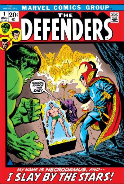 The Defenders (1972) #1
