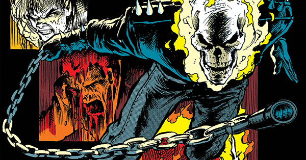 Ghost Rider (1990), Vol. 1 – The #50 Most-Wanted Marvel Omnibus of 2017