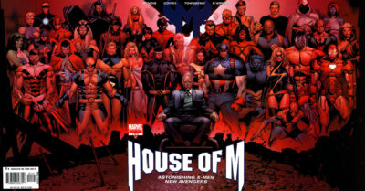 House_of_M_2005_0001_Olivier_Coipel_Gatefold_Variant
