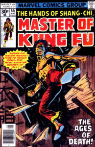 Shang-Chi in Master of Kung Fu Vol01 0055