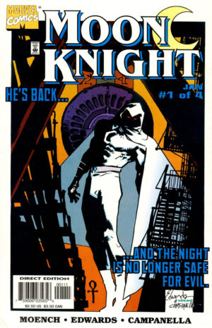 Moon Knight (1998) #1 by Doug Moench