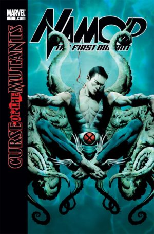 Namor - The First Mutant #1