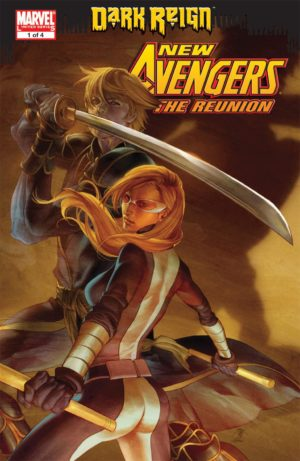 After her shocking return, Mockingbird next appears in New Avengers: The Reunion