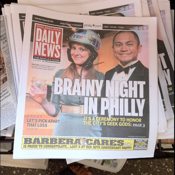 The 9 lives of the Philadelphia Daily News (and why it'll have a 10th