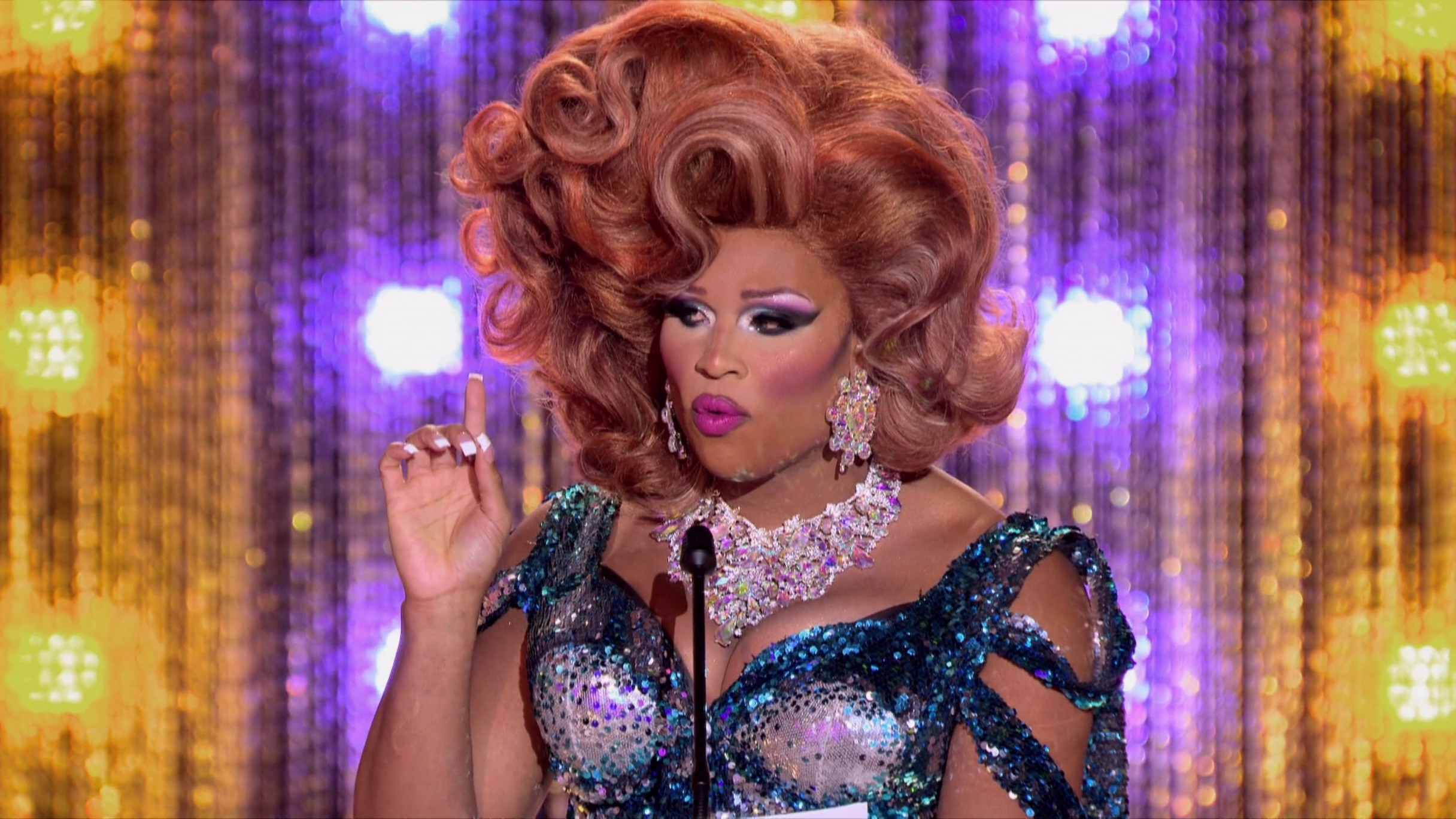 "RuPaul's Drag Race Power Rankings, S09E08 – ""RuPaul Roast"