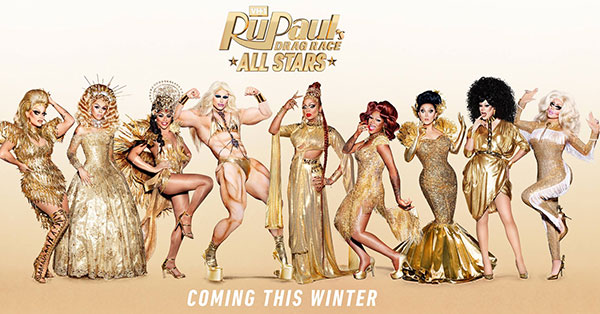 RuPaul's Drag Race All Stars Power Rankings, Season 3 Pre-Season RuVeal!