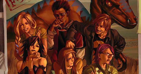 Runaways by Brian K. Vaughan – The #44 Most-Wanted Marvel Omnibus of 2017