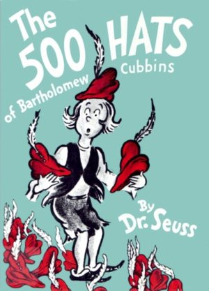 the-500-hats-of-bartholomew-cubbins-cover