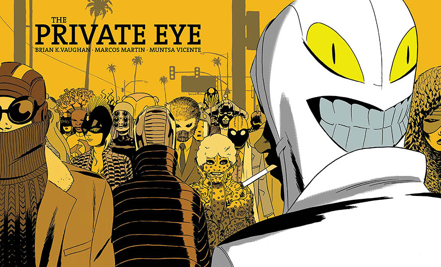 The-Private-Eye-hardcover
