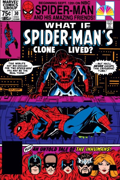 What_If_1977_0030_Spider-Man_Clone