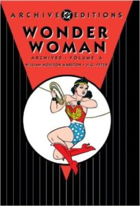 Of all of the massive Marvel Omnibuses I own, this slim Golden Age Wonder Woman Archive Edition Vol. 06 is my record-holder for most expensive single collected edition purchase. I'm sure there are some copies sitting forgotten on shelves all across America.