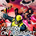 Start Reading X-Men, On a Budget