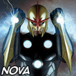 Collecting Nova as Graphic Novels