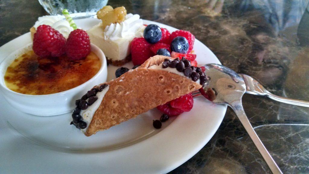 Dessert at XIX 2015-08-31 13.01.46
