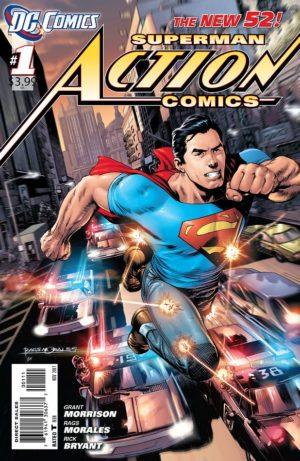 2 New 52 #23.3 Dial E Regular Cover DC Comics 2012 Justice League Vol