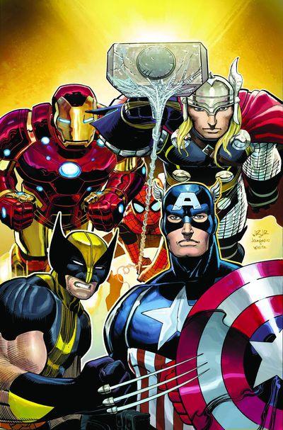 Avengers (2010) - 0001 promo