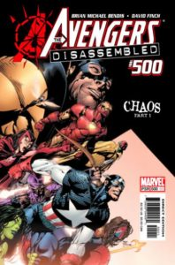 Marvel Event - Avengers Disassembled