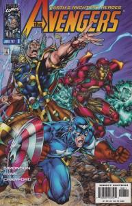 Avengers, Volume 2 (1996)