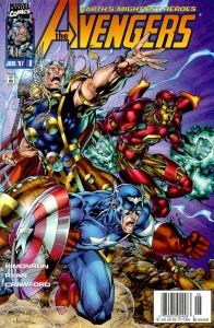 Marvel Event - Heroes Reborn
