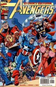 Avengers, Volume 3 (1998) - 0001