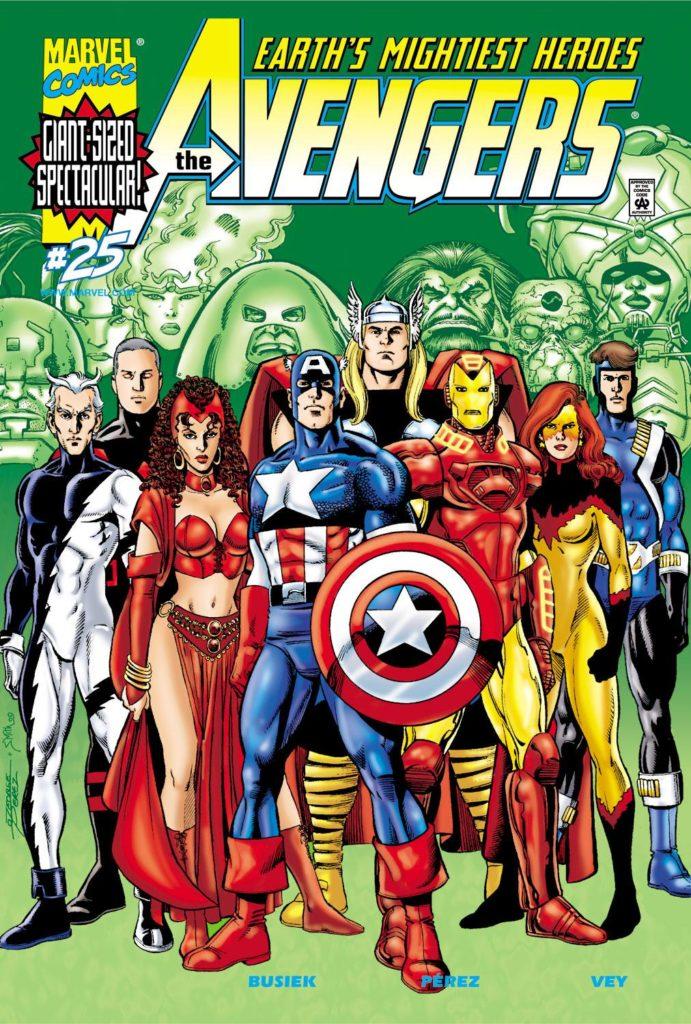 Avengers, Volume 3 (1998) - 0025
