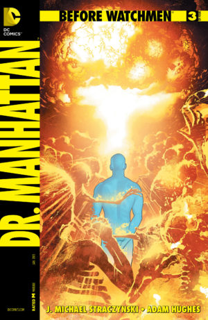 Before Watchmen - Dr. Manhattan #3
