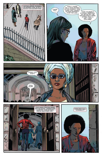 Black Panther and The Crew #1 interior page 12