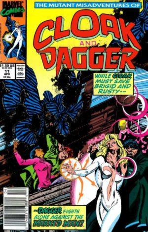 Cloak & Dagger (1989) - 0011