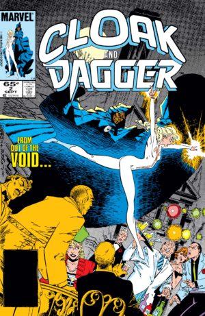 Cloak & Dagger (1985) #2