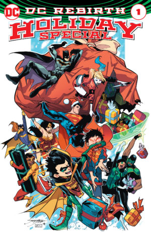 DC Rebirth Era – The Definitive Collecting Guide