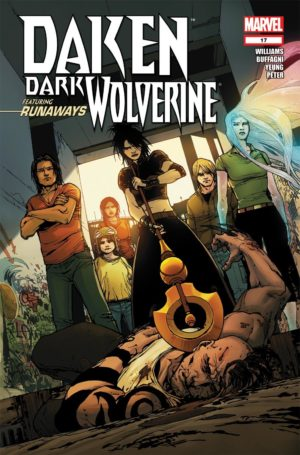Runaways in Daken - Dark Wolverine #17.