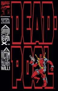 Deadpool (1993) - The Circle Chase #1
