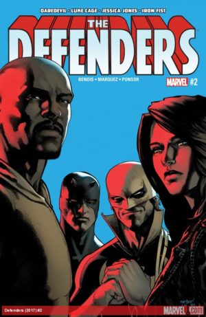 The Defenders (2017) #2