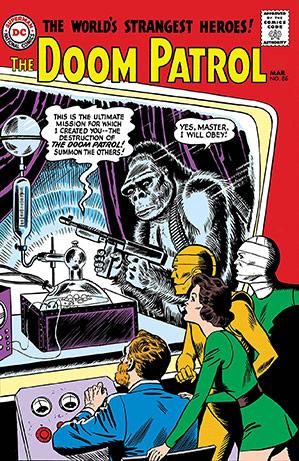 Doom Patrol (1964) #86