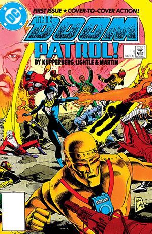 Doom Patrol (1987) #1