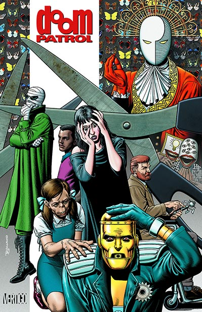 Doom Patrol Book One, by Grant Morrison