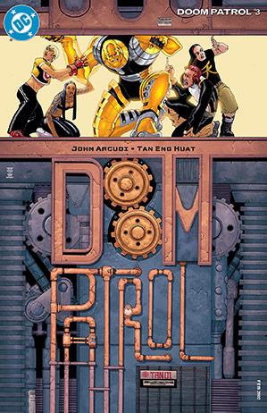 Doom Patrol (2001) #3
