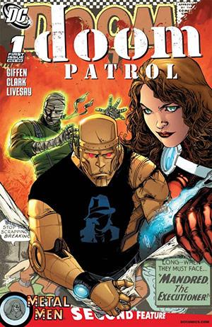 Doom Patrol (2009) #1
