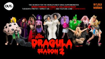 Dragula Season 2