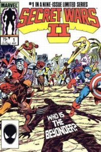 Marvel Event - Secret Wars II