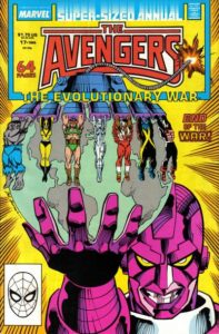 Marvel Event - The Evolutionary War