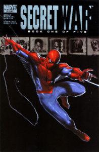 Marvel Event - Secret War