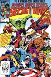 Marvel Event - Secret Wars