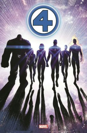 Marvel Fresh Start - Fantastic Four (2018) #1, Pichelli_Variant