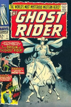 Ghost Rider Vol 1 - 0001